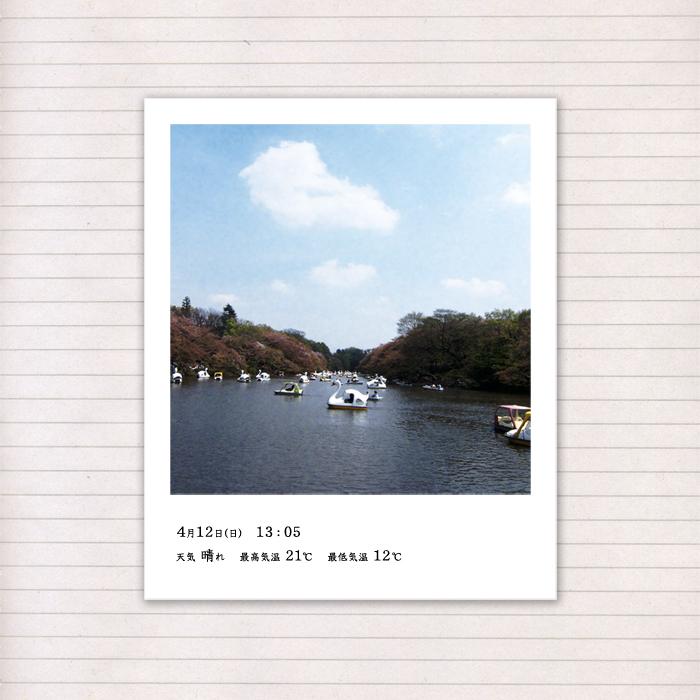 春の音連れ [ 19 / 22 ]