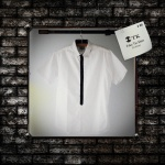 TK : Fake Tie Shirt (Cotton)