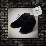 G.H.BASS : Chukka Boot (Suede Leather)