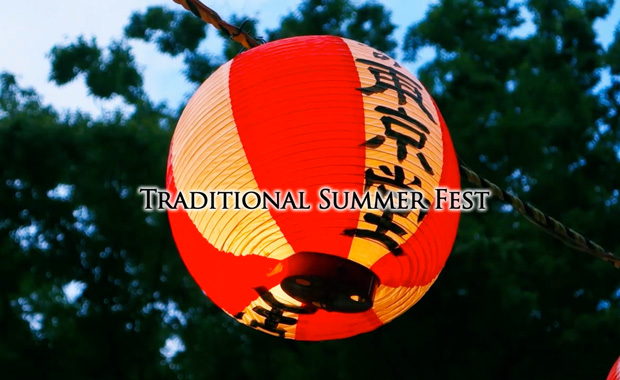Traditional summer fest