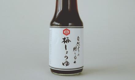 Soy sauce (plum mix)