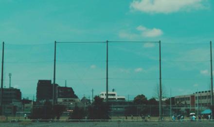 Sports ground fence
