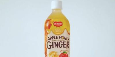 Apple honey ginger