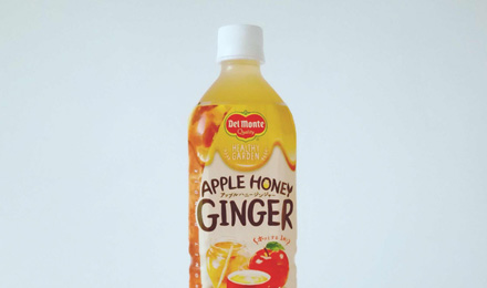 Apple honey ginger