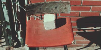 Concrete piece