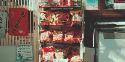 Snack rack