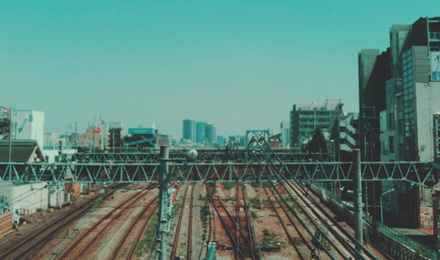 Chuo-Sobu Line Railway