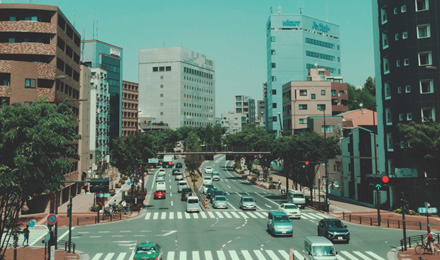 Miyashita intersection