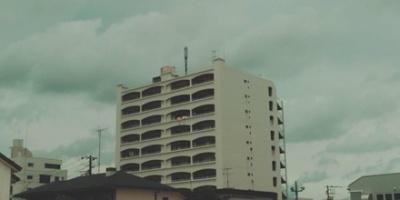 Mid-rise apartment building