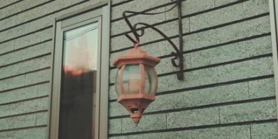 Classic wall lamp