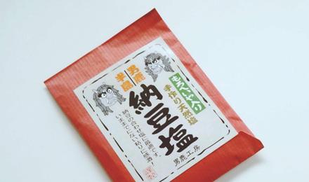 Natto salt