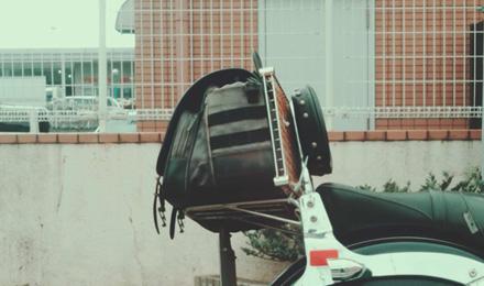 Tail bag
