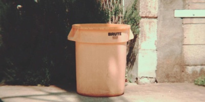 Yellow bucket
