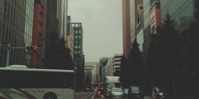 Kajibashi-dori street